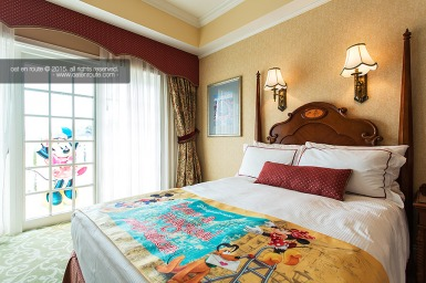 Deluxe Room at HK Disneyland Hotel