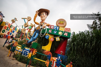 """Toy Story Land"""