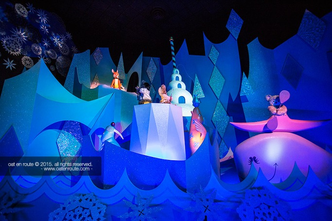 """It's a small world!"""