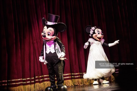 """The Golden Mickey - Presented in Disney's Storybook Theatre"""