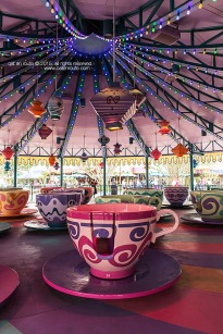 """Mad Hatter Tea Cup"""